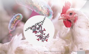 Endotoxins in commercial poultry